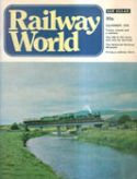 Click here to view Railway World Magazine, December 1975 Issue