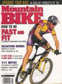 Click here to view Mountain Bike Magazine, June 1995 Issue